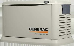 Generac Guardian Series Generator Hunter Lomison