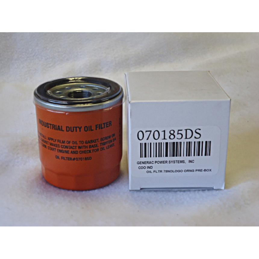 Generac Oil Filter 070185DS