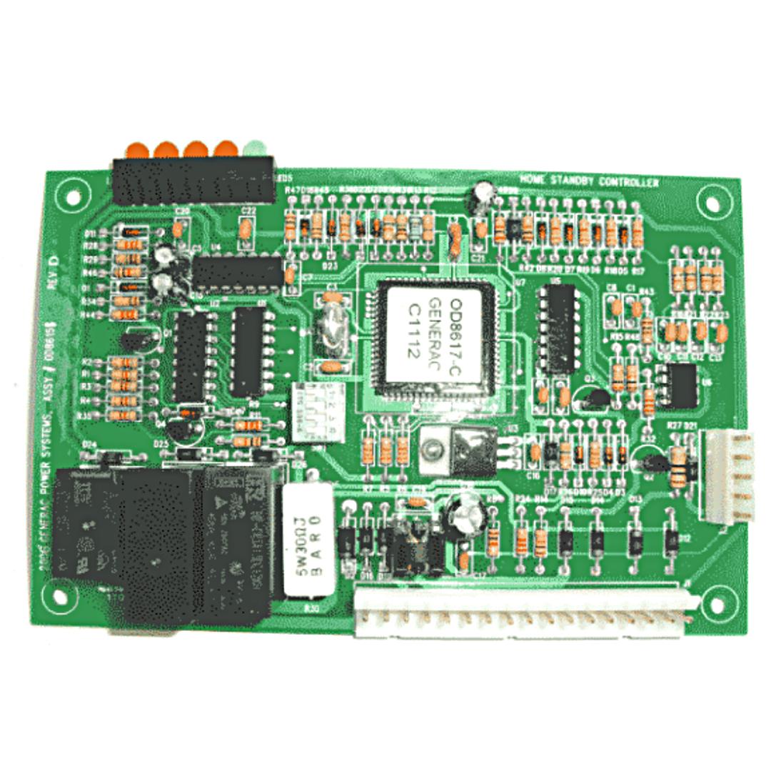 Generac Control Board 0D86150SRV
