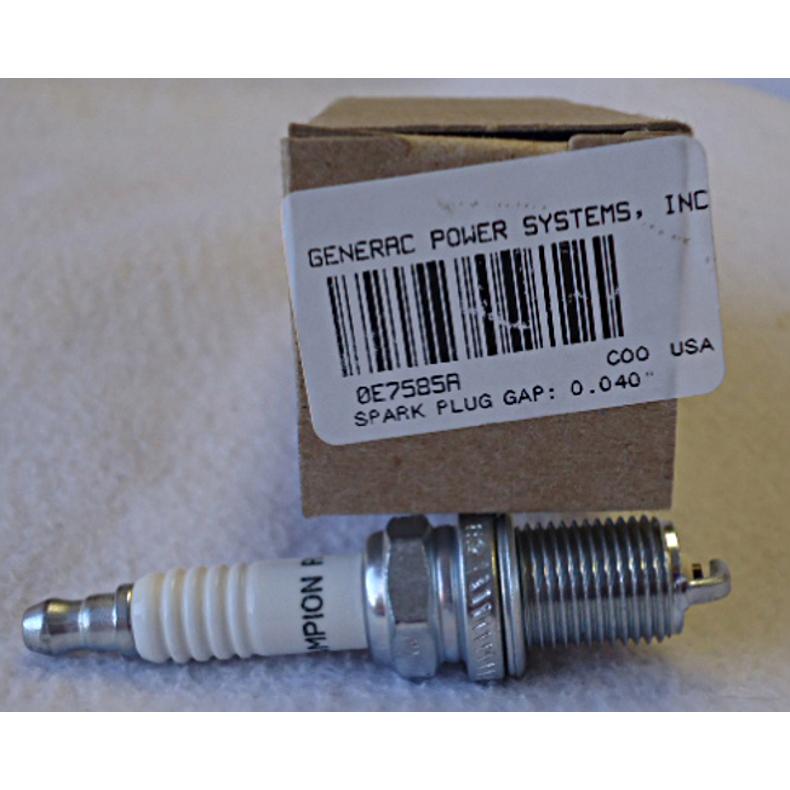 Generac Spark Plug 0E7585A