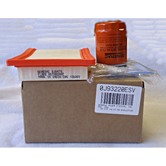 Generac Scheduled Maintenance Kit 0J93220ESV