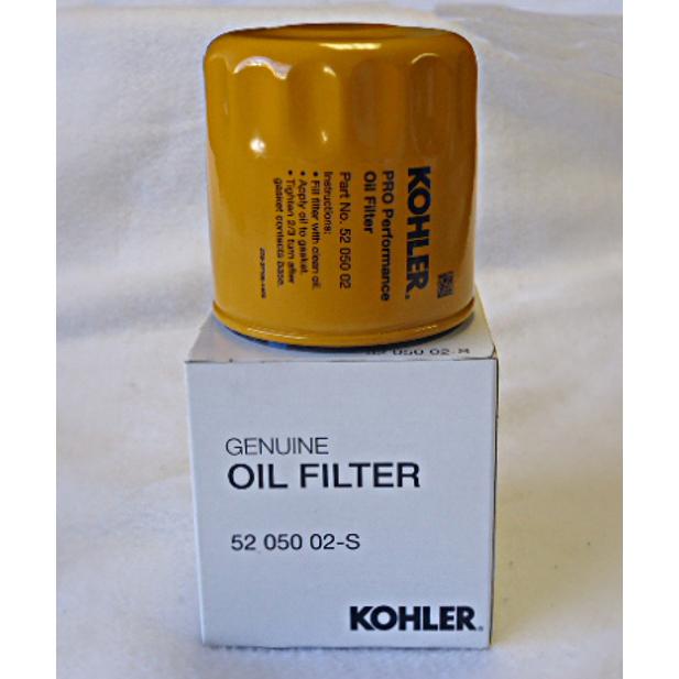 Kohler Oil Filter 52 050 02-S
