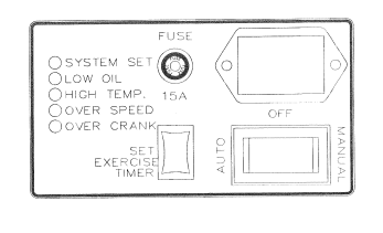 Front CP 0C15370SRV Controller Drawing