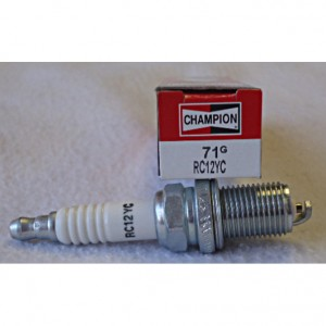 Champion Spark Plug RC12YC