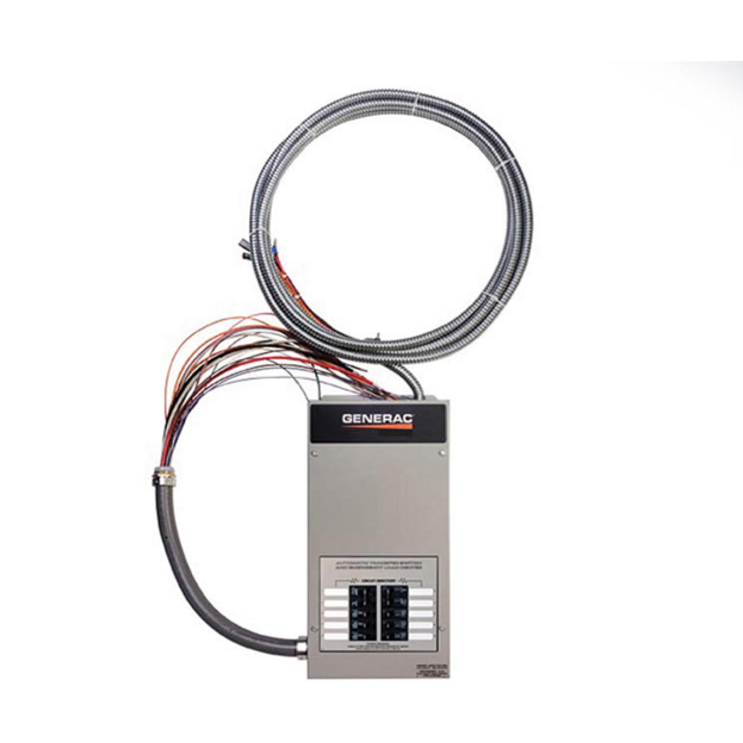 Generac Transfer Switch RTG10EZA1