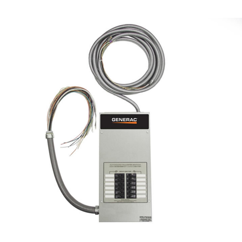 Generac Transfer Switch RTG12EZA1