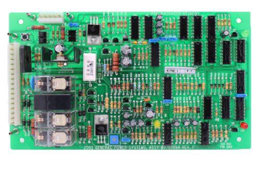 Generac Control PCB 076009ASRV Hunter & Lomison