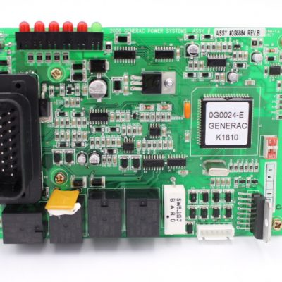 Generac Control PCB 0G58840SRV Hunter & Lomison
